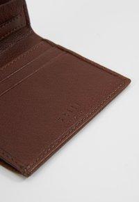 Still Nordic - AIR WALLET - Wallet - brown - 2
