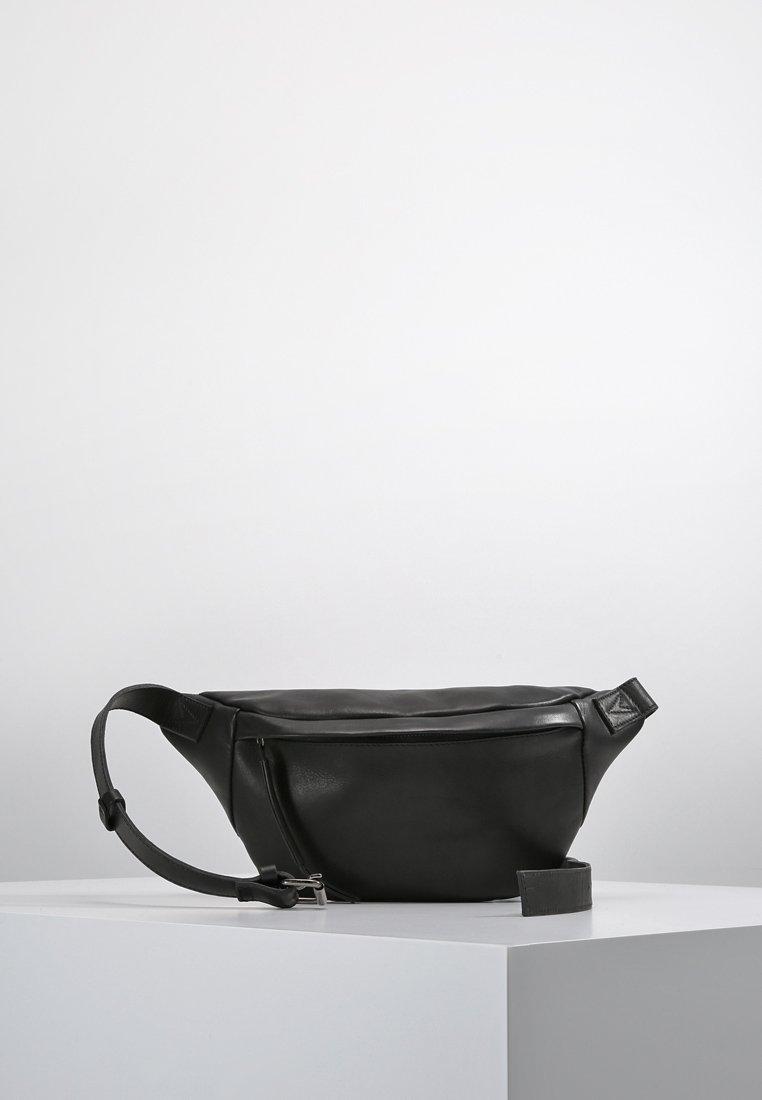 Still Nordic - WON RAVEN - Bum bag - black