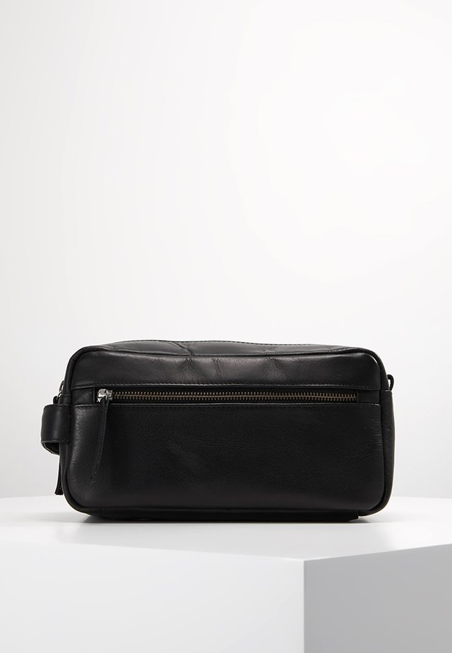 CLEAN 2 ROOM TOLIETRY - Wash bag - black