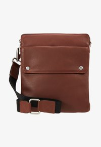Still Nordic - THOR MESSENGER - Umhängetasche - brown - 6