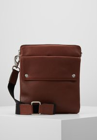 Still Nordic - THOR MESSENGER - Umhängetasche - brown - 0