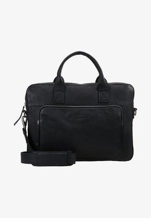 LUKE CLEAN BRIEF ONE ROOM - Briefcase - black