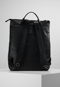 Still Nordic - REO BACKPACK - Reppu - black - 2