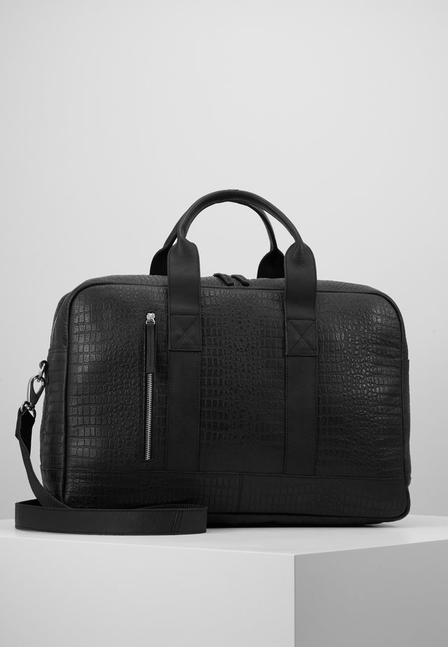 DUNDEE WEEKEND BAG - Weekendtas - black