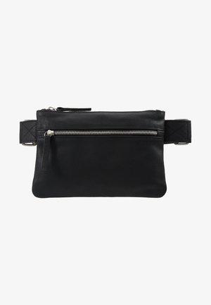 DUNDEE CLEAN BUMBAG - Bum bag - black