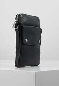 Still Nordic - THOR MINI MESSENGER - Umhängetasche - black - 3