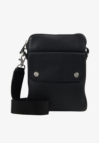 Still Nordic - THOR MINI MESSENGER - Umhängetasche - black - 6