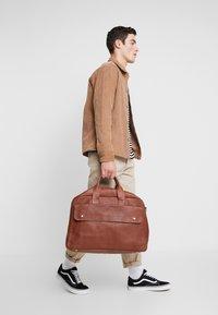 Still Nordic - THOR WEEKEND BAG - Weekender - brown - 1