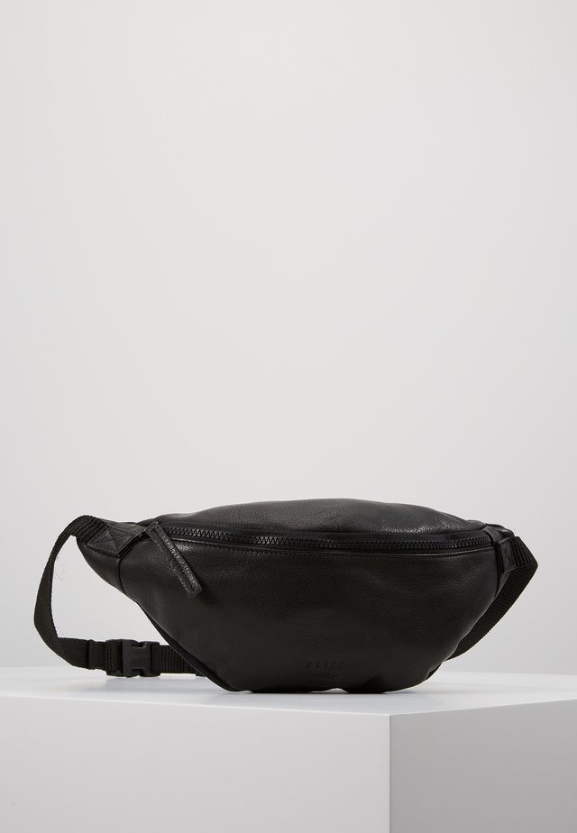LIAM BUMBAG - Bum bag - black
