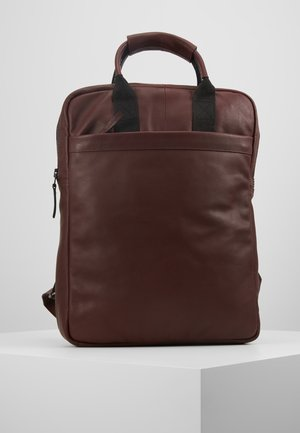 SAMI BACKPACK - Ryggsäck - oxblood