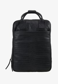 Still Nordic - DUNDEE BACKPACK - Reppu - black - 6