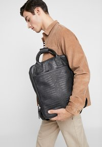 Still Nordic - DUNDEE BACKPACK - Reppu - black - 1