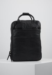 Still Nordic - DUNDEE BACKPACK - Reppu - black - 0