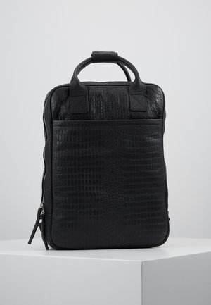 DUNDEE BACKPACK - Ryggsekk - black