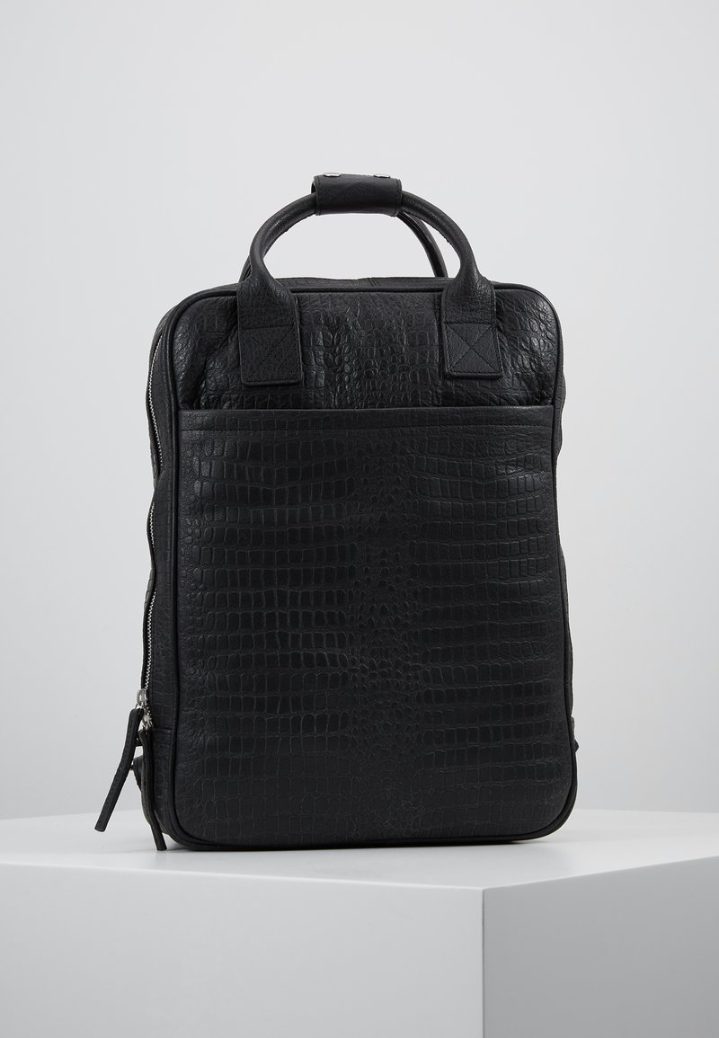 Still Nordic - DUNDEE BACKPACK - Reppu - black