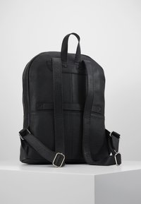 Still Nordic - LUKE CLEAN BACKPACK - Batoh - black - 2