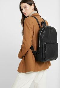 Still Nordic - LUKE CLEAN BACKPACK - Batoh - black - 5