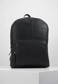Still Nordic - LUKE CLEAN BACKPACK - Batoh - black - 0