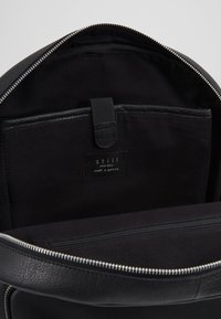 Still Nordic - LUKE CLEAN BACKPACK - Batoh - black - 4