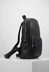 Still Nordic - LUKE CLEAN BACKPACK - Batoh - black - 3