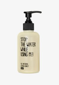 STOP THE WATER WHILE USING ME! - SOAP 200ML - Savon liquide - lemon honey - 0