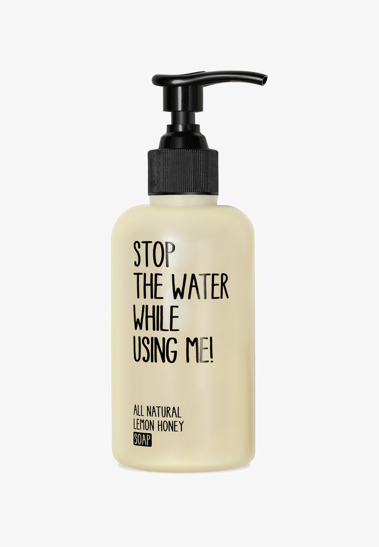 STOP THE WATER WHILE USING ME! - SOAP 200ML - Savon liquide - lemon honey