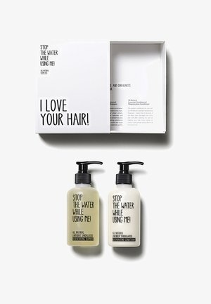 HAIR KIT SHAMPOO & CONDITIONER 200ML - Hårsæt - neutral