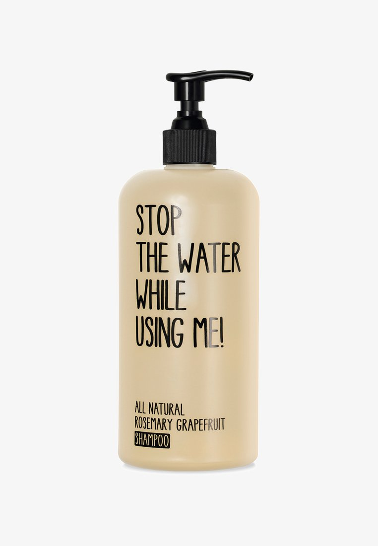STOP THE WATER WHILE USING ME! - SHAMPOO 500ML - Schampo - rosemary grapefruit