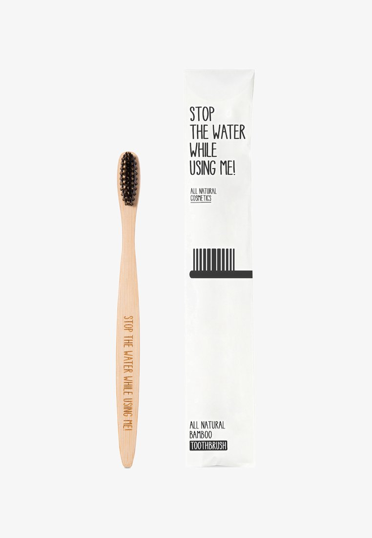 STOP THE WATER WHILE USING ME! - BAMBOO TOOTHBRUSH - Tandverzorging - neutral