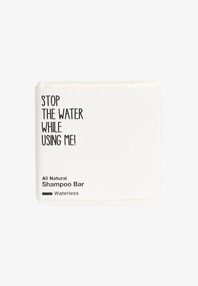 ALL NATURAL SHAMPOO BAR - WATERLESS EDITION - Shampoo - -