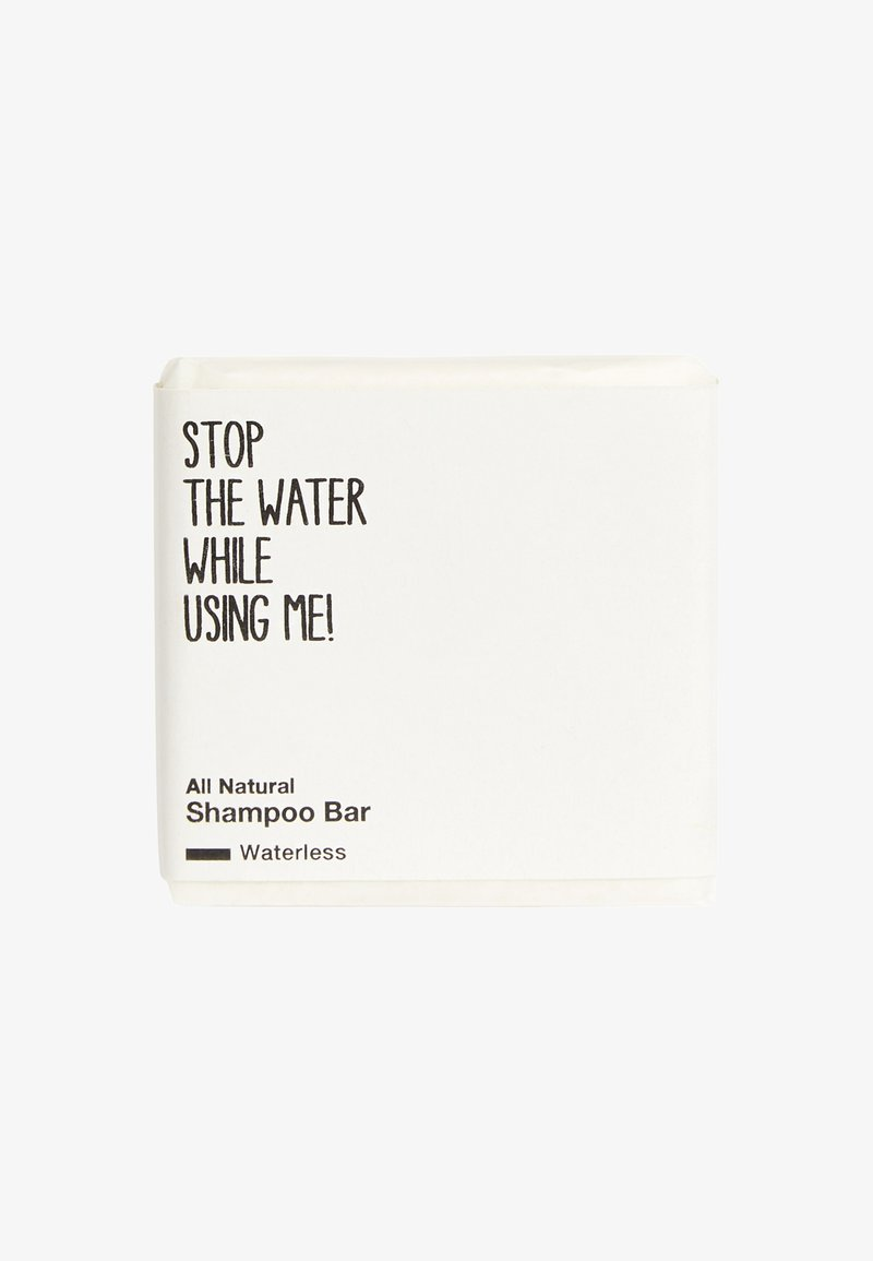STOP THE WATER WHILE USING ME! - ALL NATURAL SHAMPOO BAR - WATERLESS EDITION - Shampoing - -