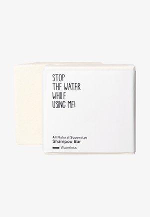 ALL NATURAL WATERLESS XXL SUPERSIZE SHAMPOO BLOCK - Shampoo - -