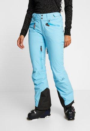 ZERMATT PANTS - Schneehose - aqua blue