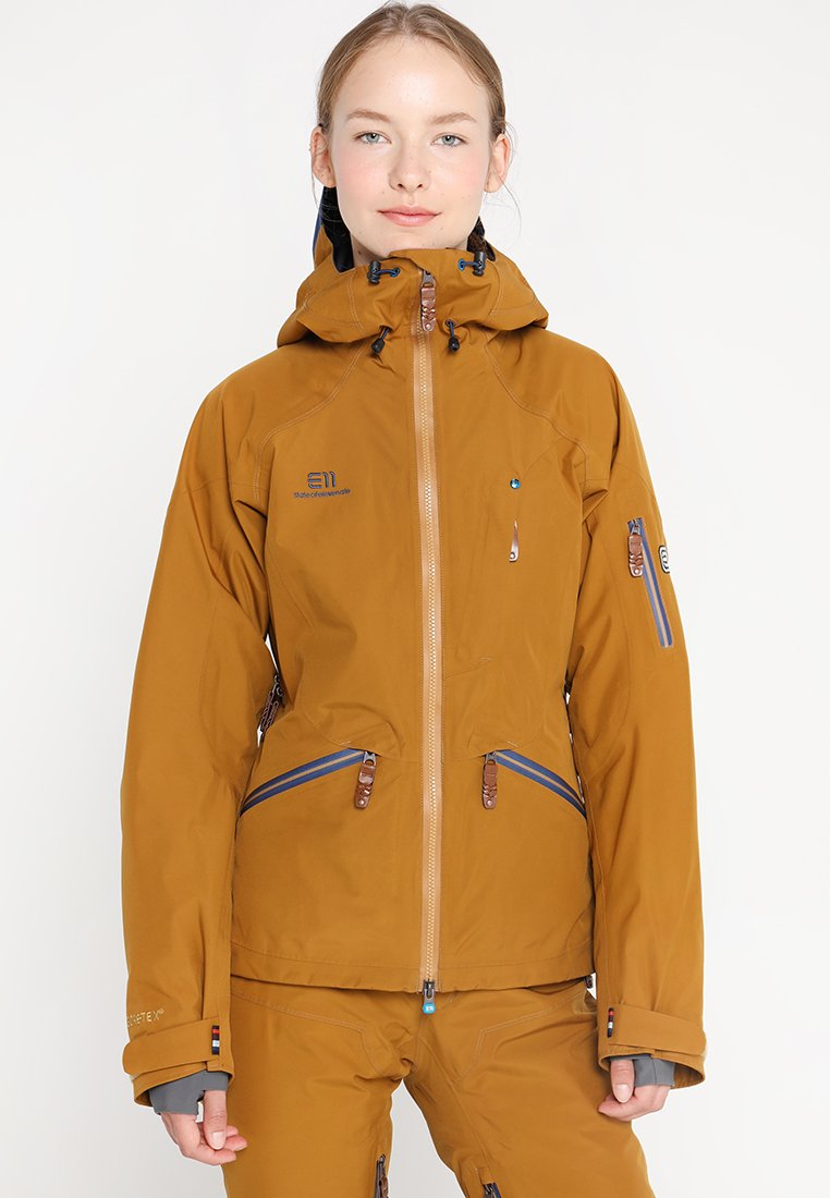 State of Elevenate - ZERMATT  - Skijakker - pecan brown