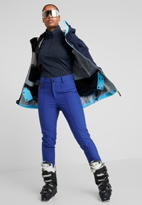 State of Elevenate - BACKSIDE JACKET - Skijacke - dark navy - 1