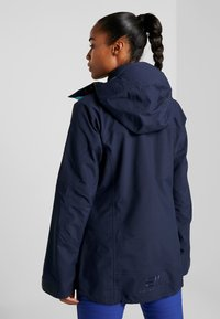 State of Elevenate - BACKSIDE JACKET - Skijacke - dark navy - 2