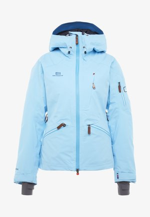 ZERMATT JACKET - Ski jacket - aqua blue