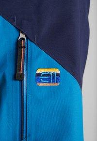State of Elevenate - BACKSIDE JACKET - Ski jacket - blue sapphire - 8