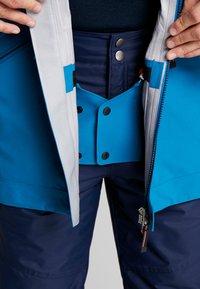 State of Elevenate - BACKSIDE JACKET - Ski jacket - blue sapphire - 4