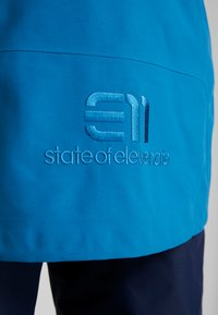 State of Elevenate - BACKSIDE JACKET - Ski jacket - blue sapphire - 5