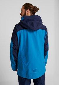 State of Elevenate - BACKSIDE JACKET - Ski jacket - blue sapphire - 2