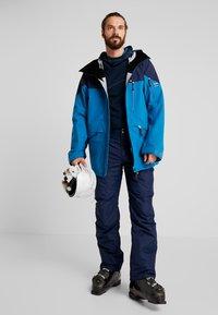 State of Elevenate - BACKSIDE JACKET - Ski jacket - blue sapphire - 1