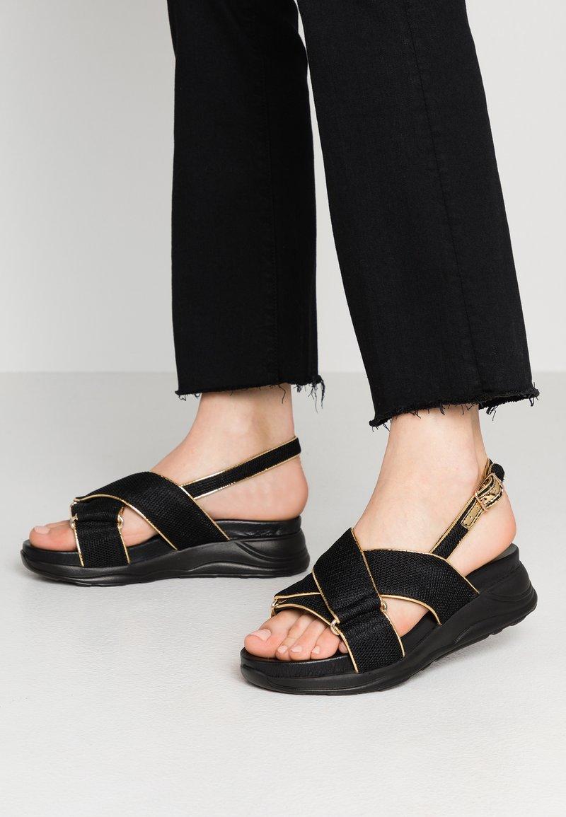Studio Modd - Platform sandals - black