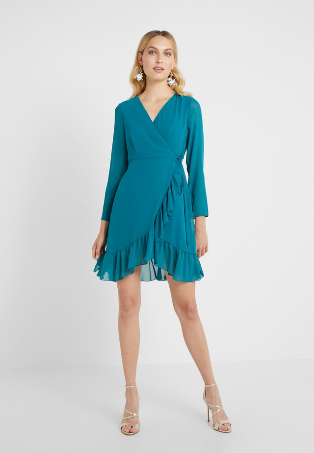 FLORENCE DRESS - Day dress - green water