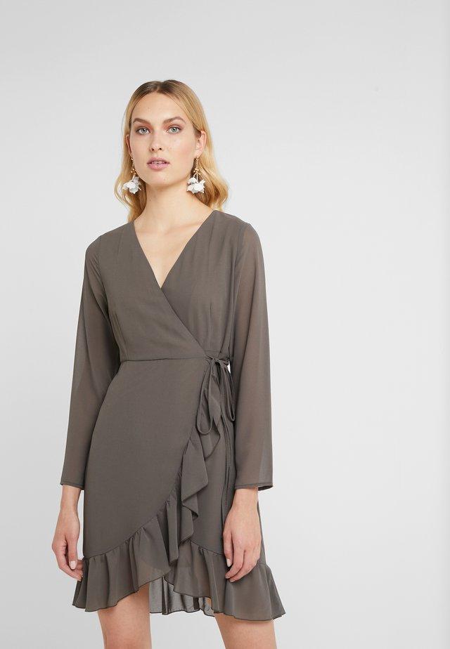 FLORENCE DRESS - Vapaa-ajan mekko - kaki
