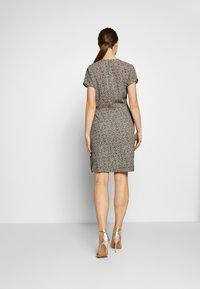 STUDIO ID - GRETA DRESS - Day dress - black spots - 2