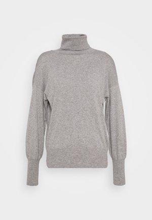 TURTLE NECK - Svetr - grey