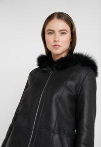 STUDIO ID - VIRGINIA COAT - Classic coat - black - 4