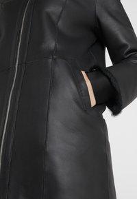 STUDIO ID - VIRGINIA COAT - Classic coat - black - 6
