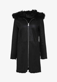 STUDIO ID - VIRGINIA COAT - Classic coat - black - 5